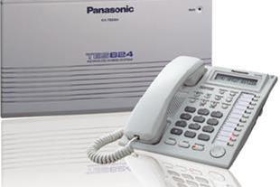 فروش و نصب دستگاه سانترالKX-TES824 با قیمت استثنای