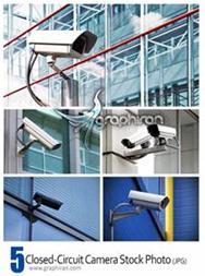 دوربین مدار بسته و تابلوروان وآیفون - 1