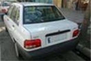 فروش پراید 131SE فول مدل 92 یورو 2 تحویل 28/11/93