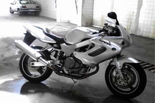 فروش موتور سیکلت هوندا vitr 1000 مدل 2008