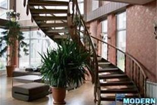 طراحی و ساخت پله های گرد و مارپیچ