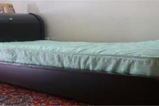 فروش تخت خواب چوبی یک نفره
