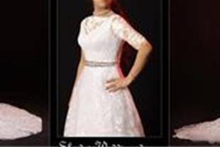 لباس عروس و سفره عقد