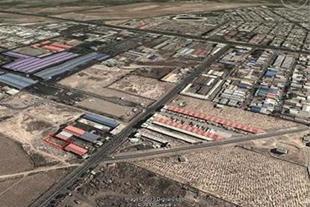 فروش زمین صنعتی چهار دیواری