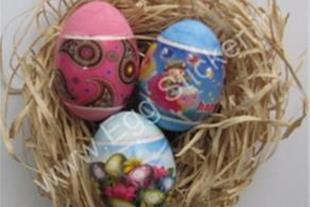 برچسب تخم مرغ رنگی طرح نوروز 94