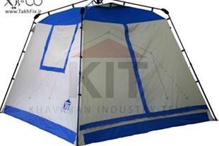 چادر مسافرتی کیت اتوماتیک 8 نفره ، کاملا ضد آب با