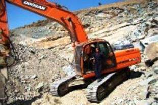 فروش ویژه معدن سنگ لاشه سبز