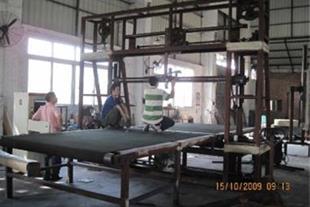 وارد کننده و توزیع دستگاه برش ابر و اسفنج از چین