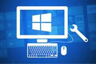 نصب انواع ویندوزهای بروز شده درهمدان-محل کار -منزل