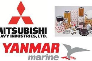 گروه بازرگانی طلایی  وارد کننده موتور های دریایی