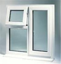 درب و پنجره دو جداره upvc  آروین سازه