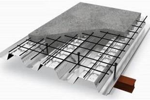 تولید و اجرای سقف عرشه فولادی(متال دک)