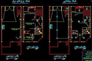 آموزش نقشه کشی برق با اتوکدالکتریکال