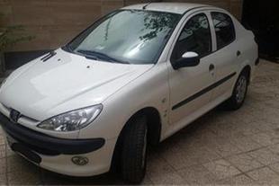 فروش خودرو 206 صندوقدار وی 8