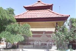 مجری سقف شیبدار . سفال شیرکوه یزد آندوویلا.طبرستان