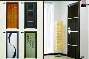 تولید انواع درب چوبی ساختمان