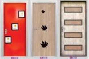 درب چوبی  ضد اب ABS 100000 تومان- عرفان چوب