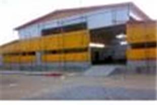 طراحی ، ساخت و نصب ساختمان پیش ساخته مدرسه