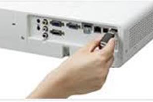 دیتا پروژکتور برای محیط های آموزشی-مدل PT-LB330