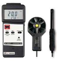 فلومتر(سرعت سنج باد) AM-4205A