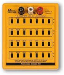 جعبه مقاومت رومیزی RBOX-408 - 1
