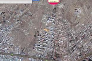 زمین مسکونی با جواز ساخت و سند منگوله دار