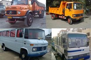 کولر درجا کامیون کولر ماشین سنگین کولر لودر