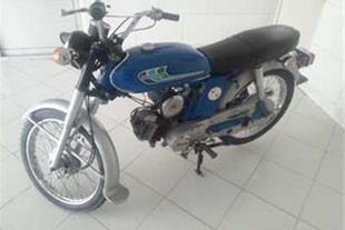 فروش موتور سیکلت یاماها 100