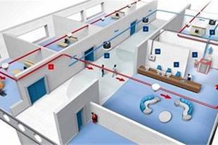 طراح، مجری و فروش سیستم های اعلام و اطفاء حریق
