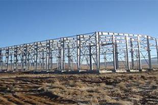 ساخت سازه های فلزی مسکونی وصنعتی