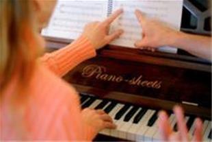 تدریس خصوصی ارگ و پیانو