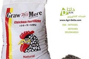 کود مرغی پلیت شده www.Agri-Delta.com