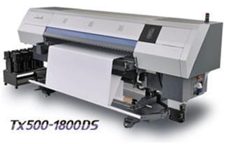 دستگاه چاپ مستقیم روی پارچه (3600 متر در روز) - 1