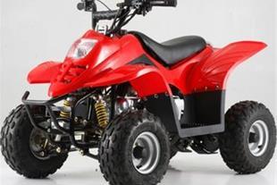 موتور چهار چرخ 125cc-مدل تک چراغ کوچک