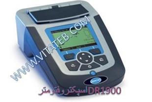 اسپکتروفتومتر پرتابل Dr-1900 از کمپانی هک آمریکا