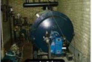 دیگ بخار آبگرم آبداغ بویلر روغن داغ - 1