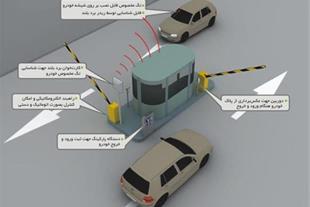 گیت راهبند پارکینگ و اتوماسیون کنترل تردد