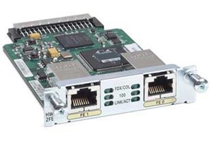 ماژول 2 پورت سیسکو Cisco HWIC-2FE