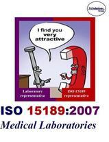 اخذ ایزو ISO 15189 توسط شرکت بهبود سیستم پاسارگاد