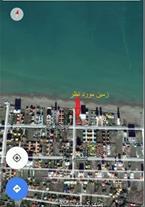 فرصت استثنایی خرید زمین لب ساحل دریای خزر