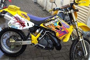سوزوکی RMX 250  صفر