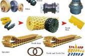 فروش زیر بندی ماشین آلات راهسازی و معدن