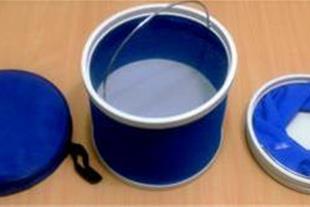 سطل آب تاشو 3.5 لیتری