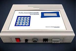 سیستم کنترل نور سالن های مرغداری