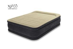 تخت بادی دو نفره دو رنگ اینتکس Intex 64408
