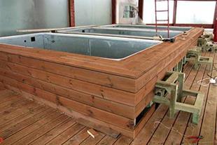تولید چوب نما