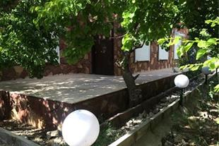 500 متر باغ ویلای نقلی و کوچک کد : 78