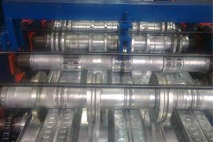 سازنده مدرنترین دستگاه عرشه فولادی متال تراش