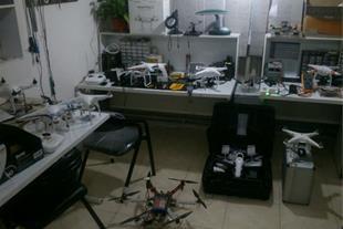 تعمیرات تخصصی انواع ربات پرنده،مولتی روتور فانتوم
