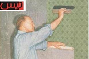 چسب کاغذ دیواری Tiss.WA 610